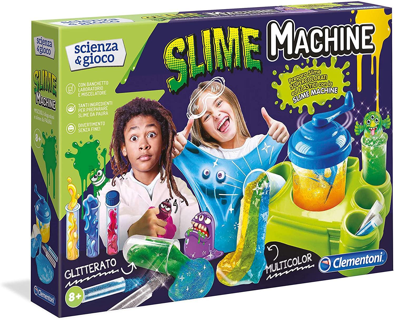 Scienza e Gioco-Slime Machine