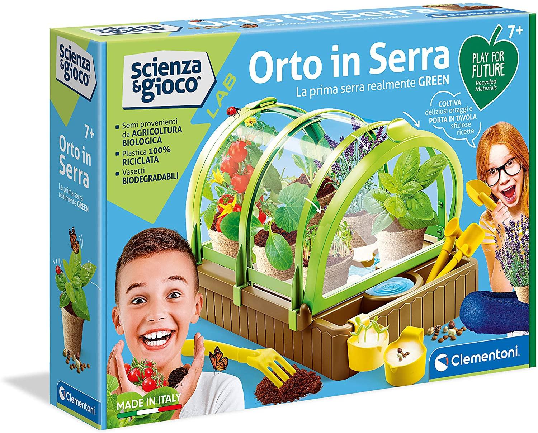 Orto in Serra Play for Future