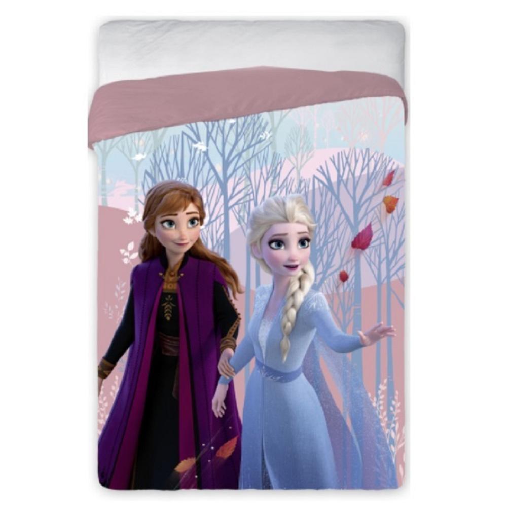 Trapunta Frozen per Letto
