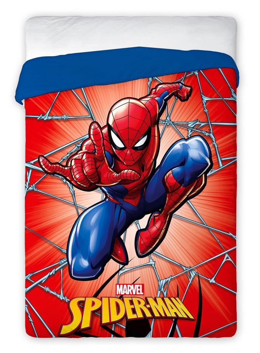 Trapunta Spiderman per Lettino