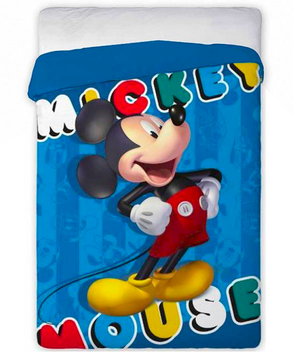 Edredones infantiles Regabilia Mickey Mouse