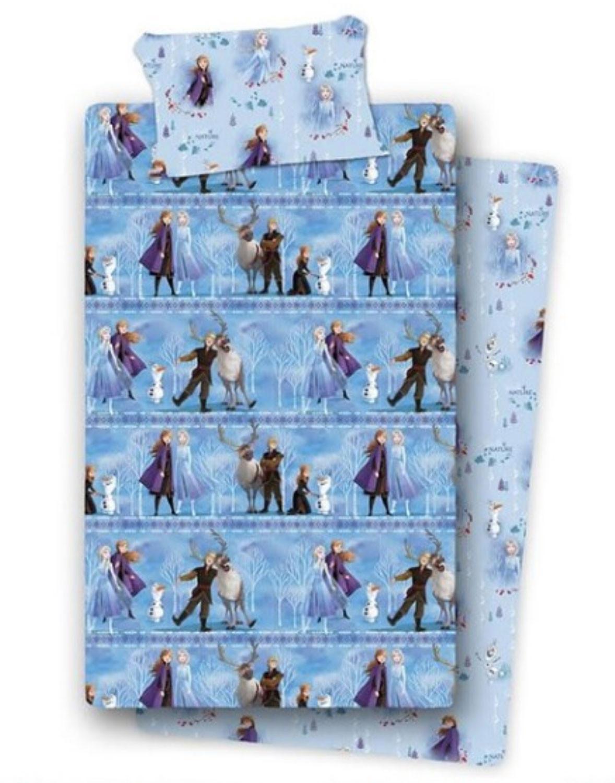 Cama completa de franela Frozen