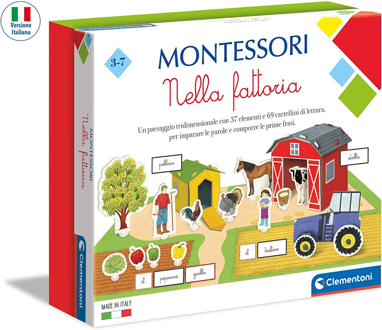 Nella Fattoria - Giochi Montessori
