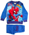 Pigiama Disney Spiderman - Azzurro