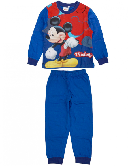 Pigiama Disney Mickey Mouse - Blu