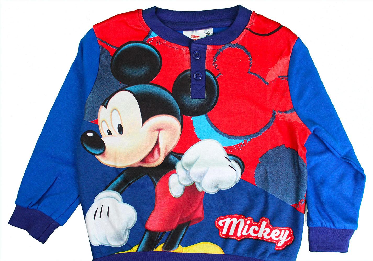 Pigiama Disney Mickey Mouse - Blu