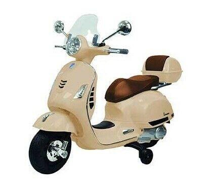 Moto Elettrica Vespa Primavera Piaggio - Crema