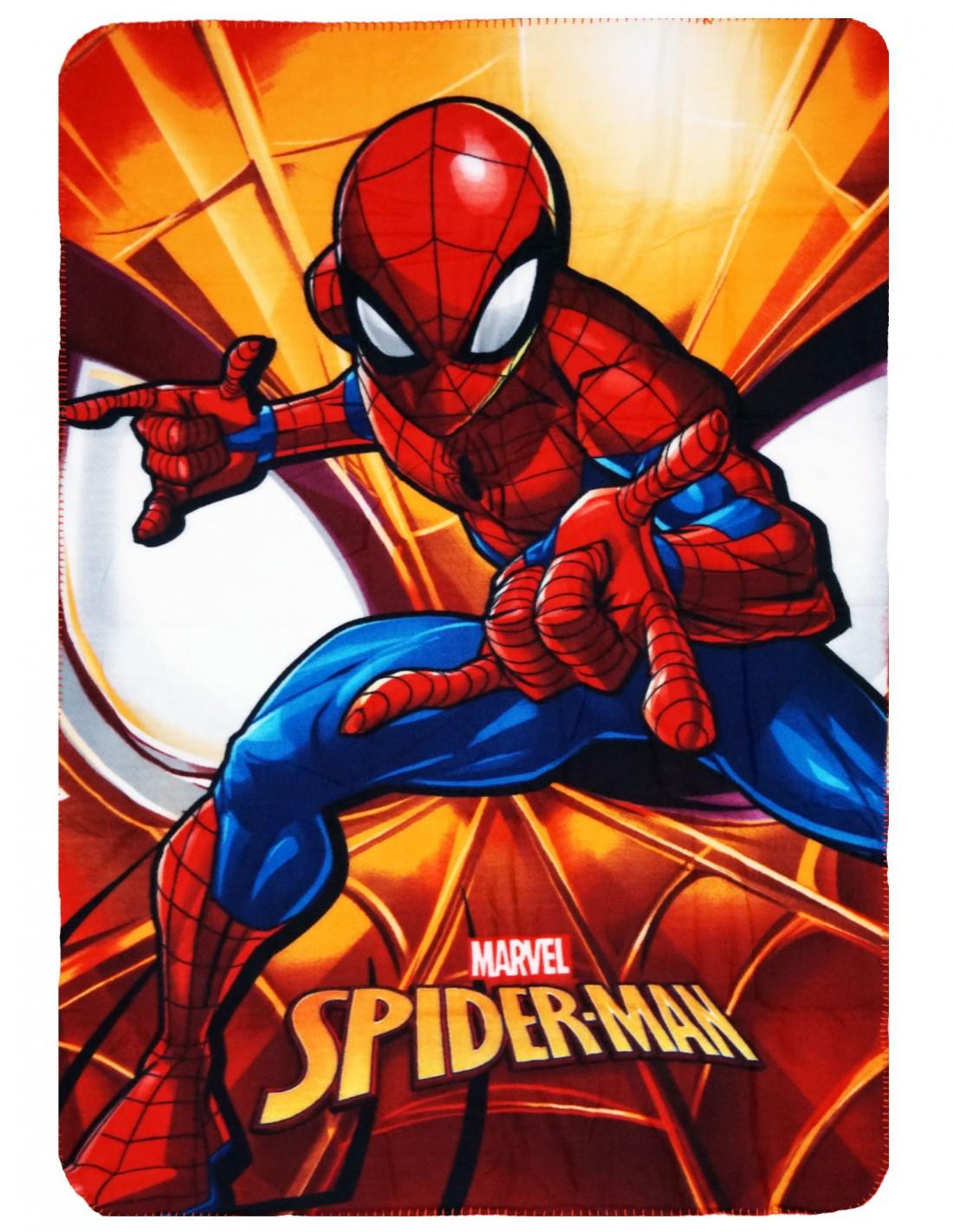Copertina in Pile di Spiderman
