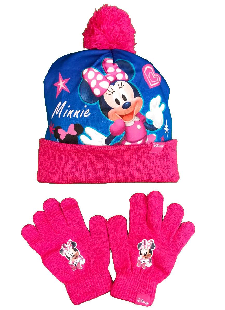 Set Cappello e Guanti di Minnie