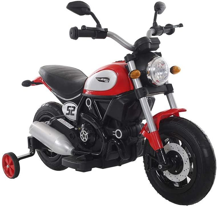 Motocicletta Elettrica Tianda - Rossa