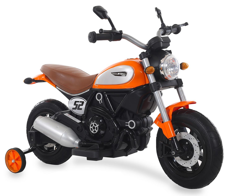 Motocicletta Elettrica Tianda - Arancione