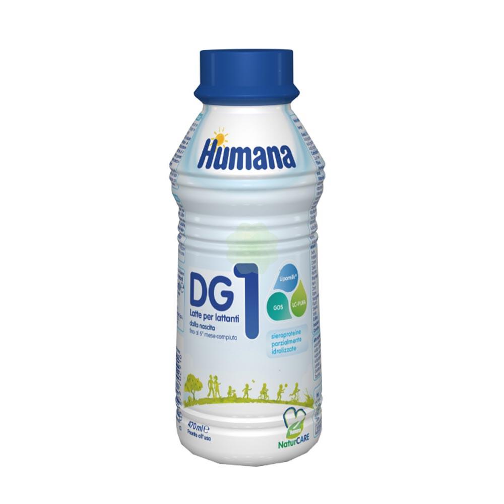 Latte Humana DG1 - Liquido