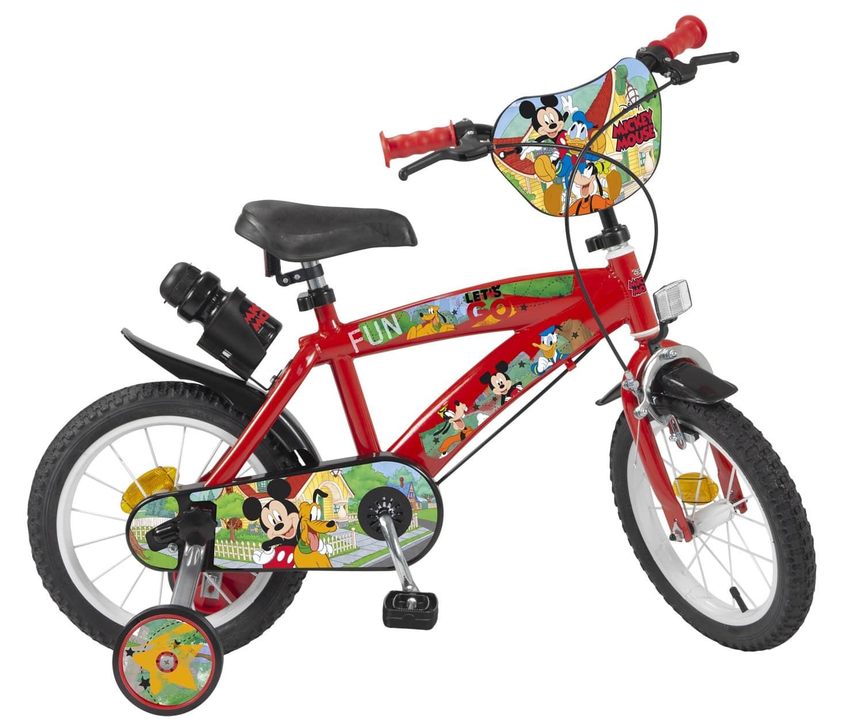 Bicicletta Topolino 14