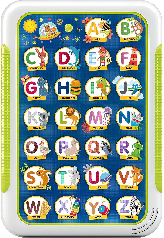 L'alfabeto Tattile - Montessori