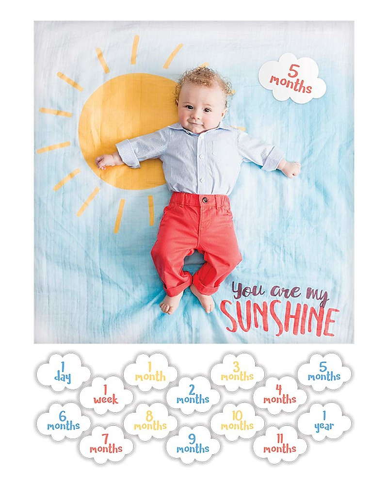 Copertina Primo Anno - You Are my Sunshine