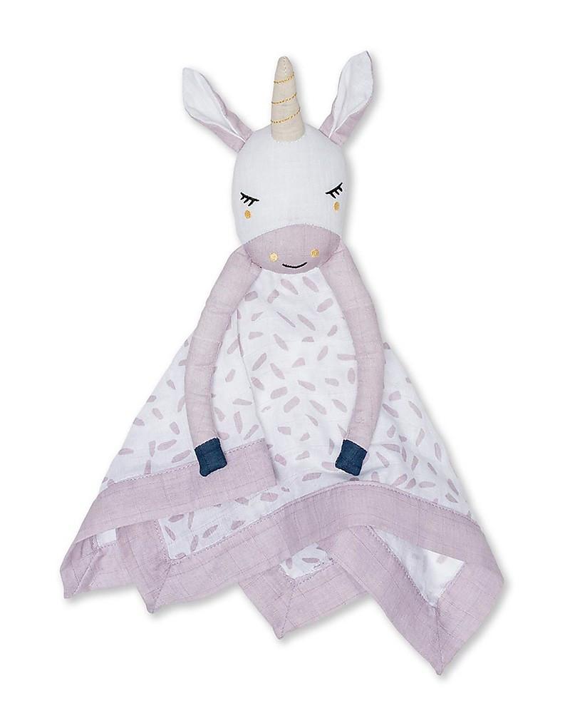 Doudou Lulujo Baby - Unicorno