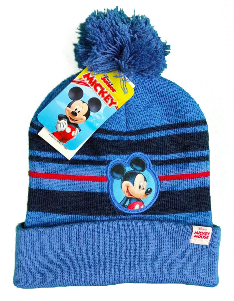 Chapeau Mickey Mouse - Bleu / Bleu Clair