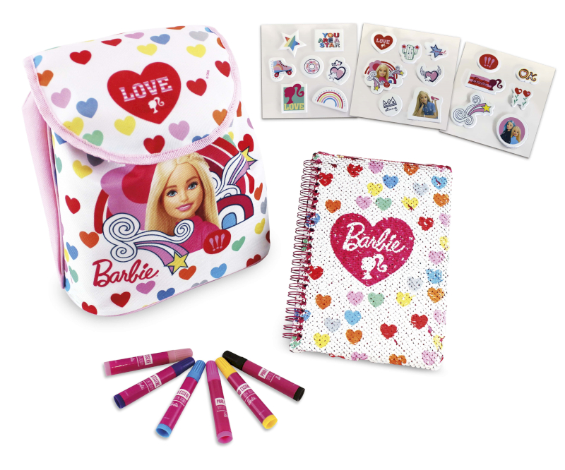 Barbie Trendy Style Set
