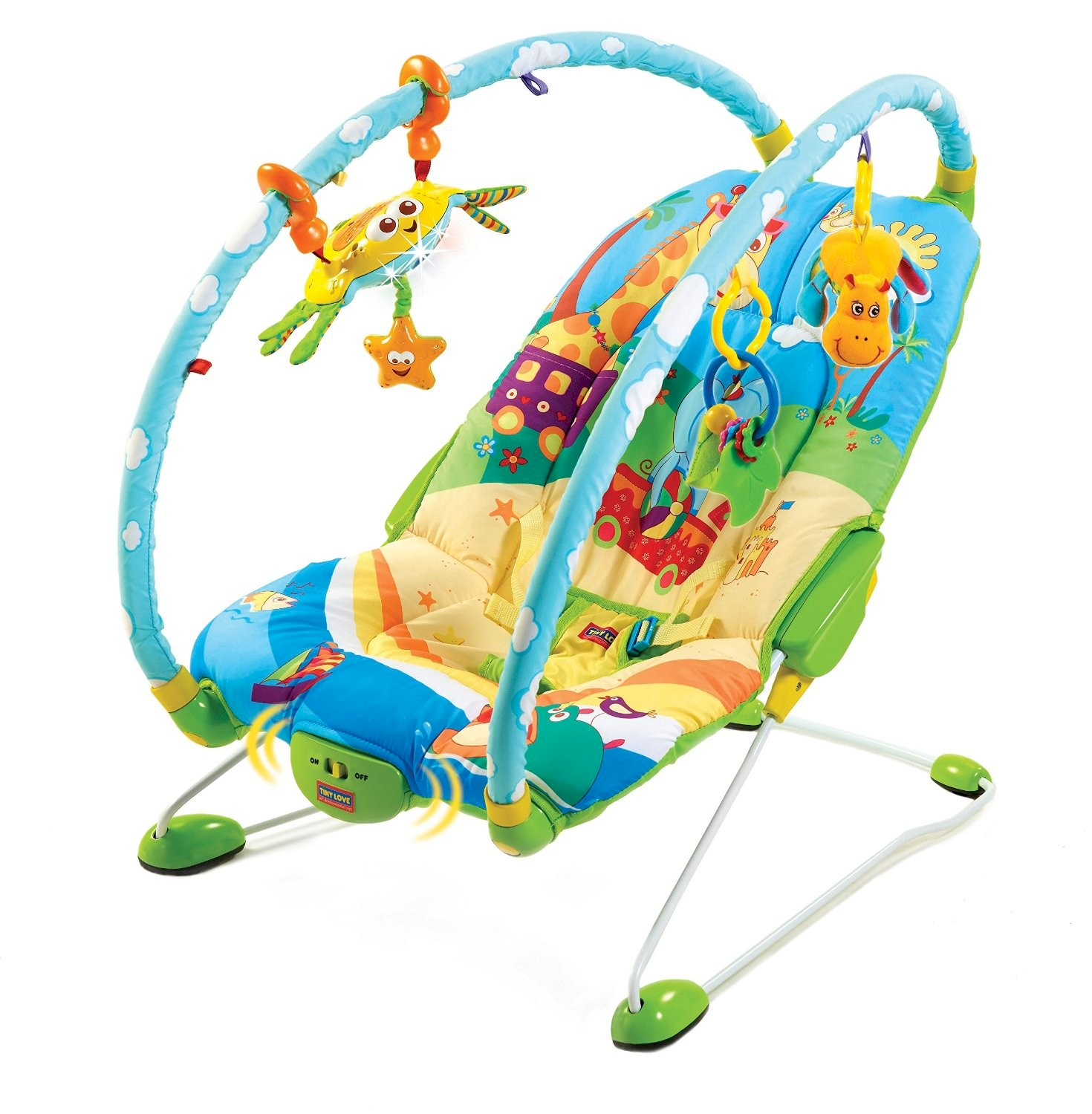 Sdraietta Gymini Bouncer Tiny Love