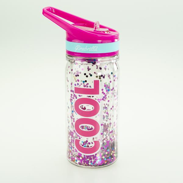 Eco-Feldflasche Girabrilla Rosa