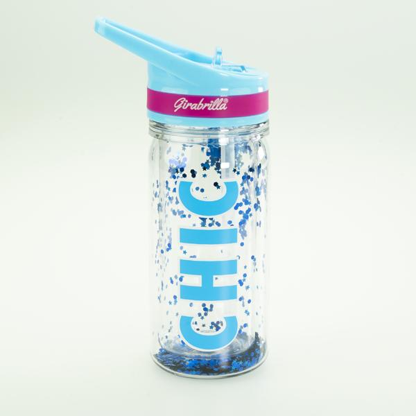 Eco-Feldflasche Girabrilla Blau