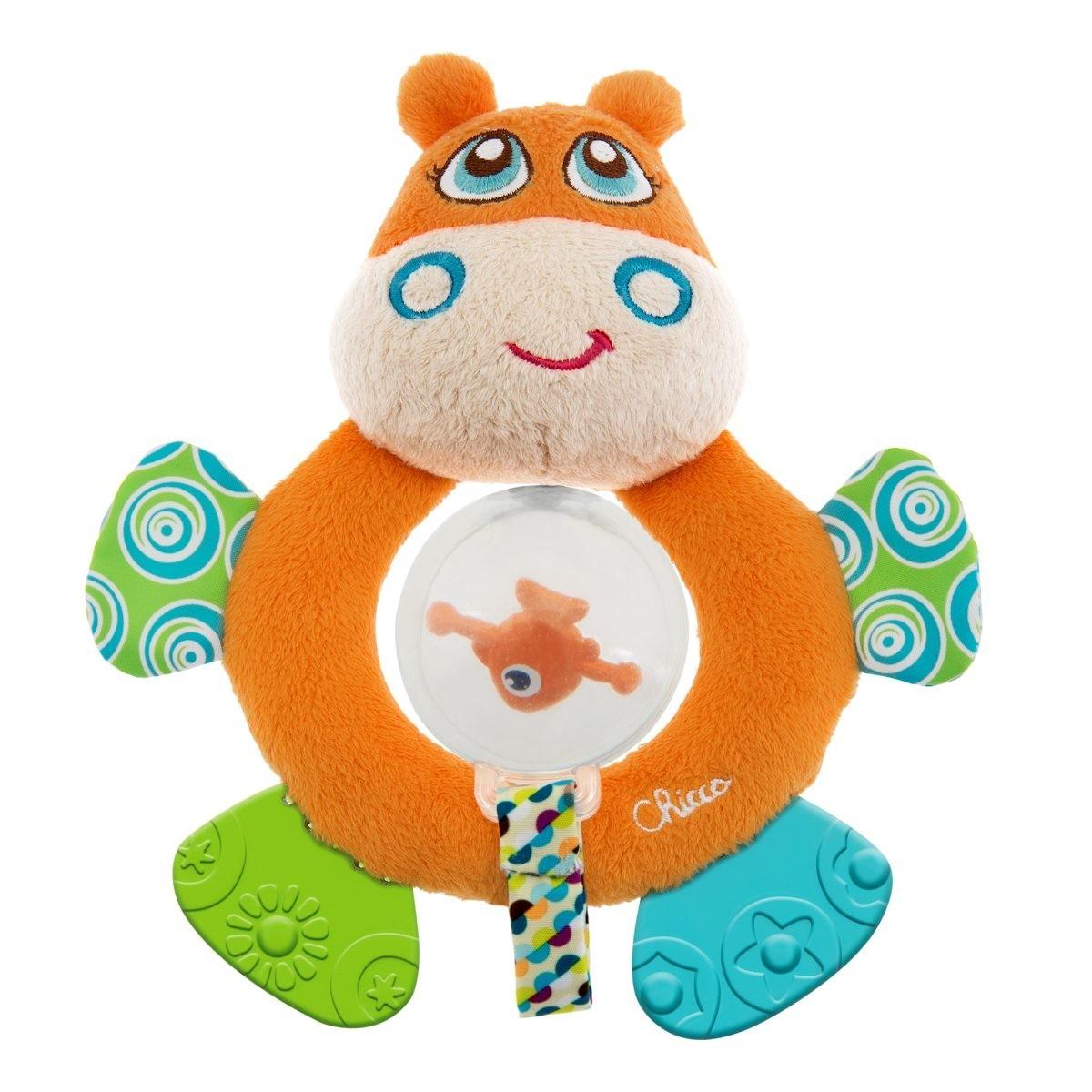 Sonajero Mr. Hippo Chicco