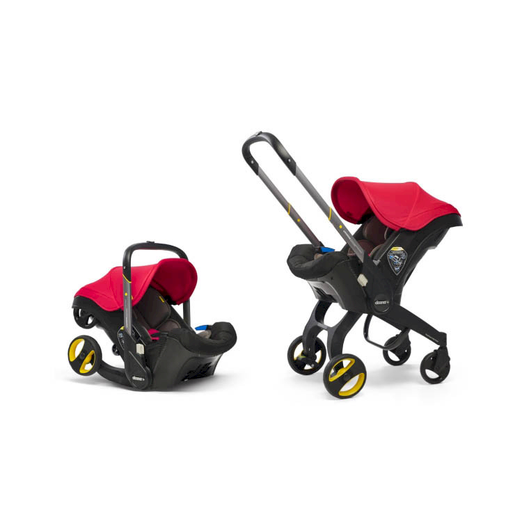 Simple Parenting Doona Red