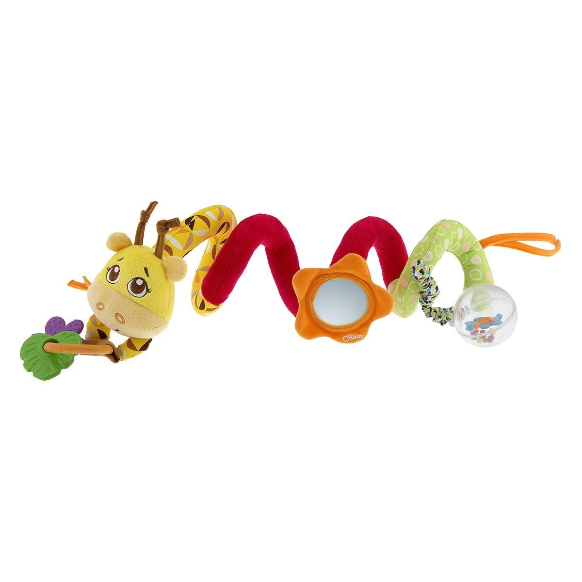 Chicco Kinderwagenkette Mrs. Giraffe
