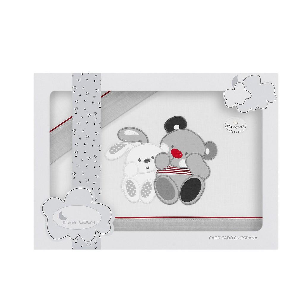 copy of Set de Linge pour Berceau Disney Mickey