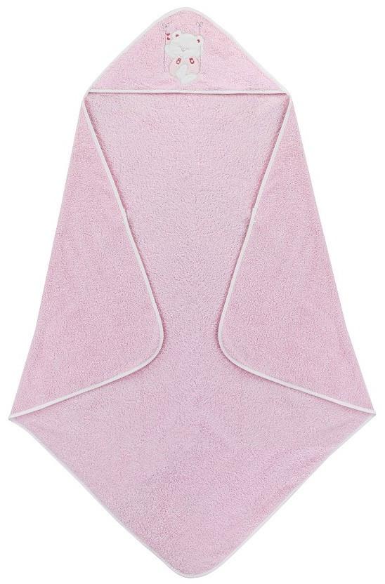 Accappatoio per Neonato Swing - Rosa