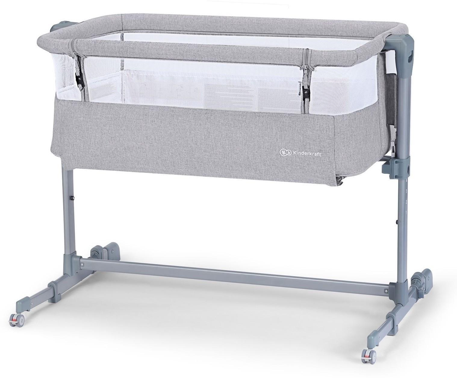Culla Co-Sleeping Neste Air Grey Light