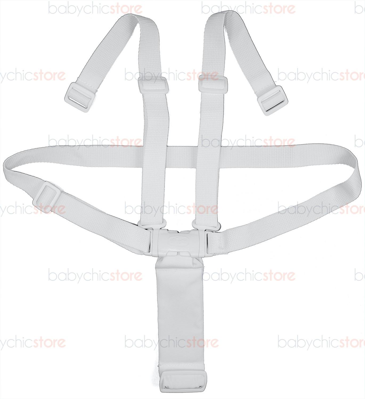 Kit Cinturones para trona Polly 2 en 1 Chicco