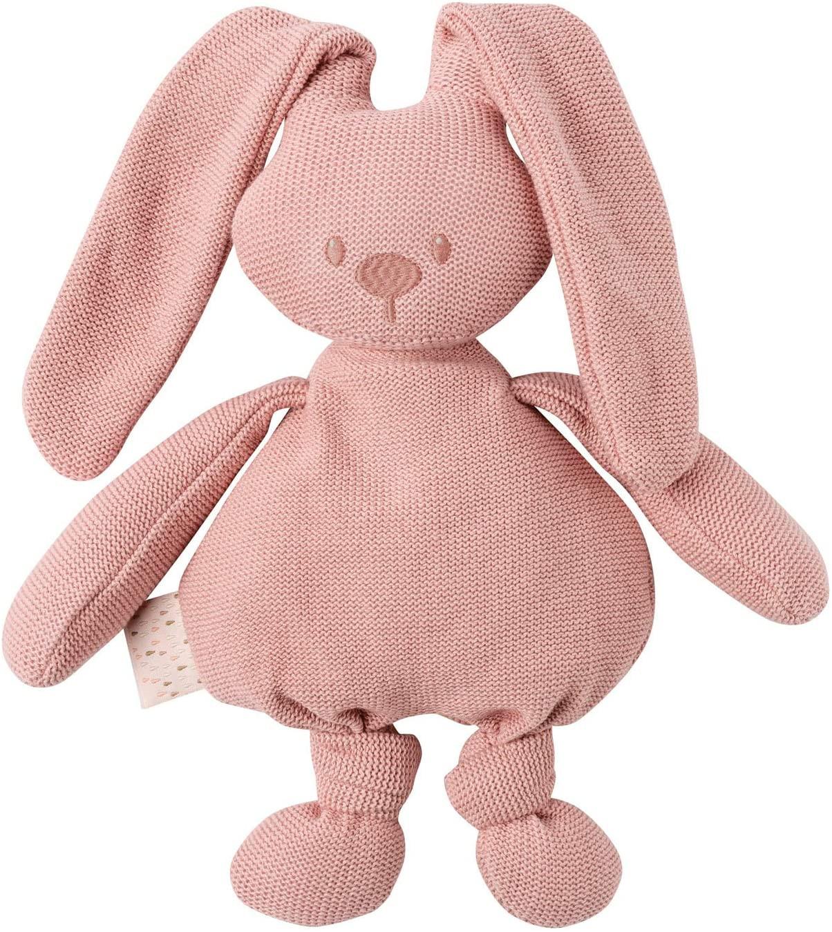 Coniglietto Doudou in Cotone - Rosa
