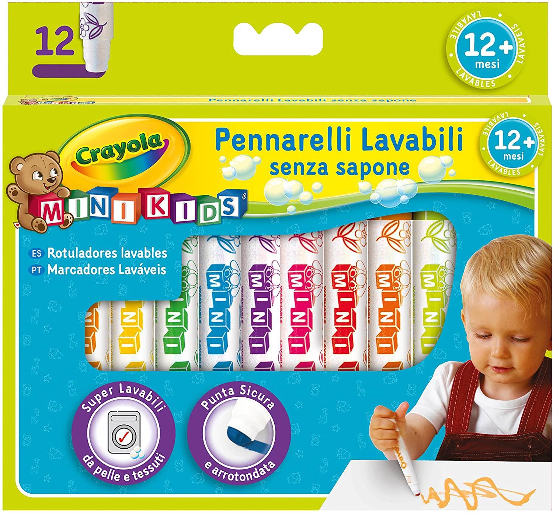 Pennarelli Lavabili Mini Kids