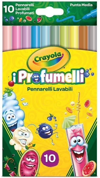 10 Pennarelli lavabili - I Profumelli