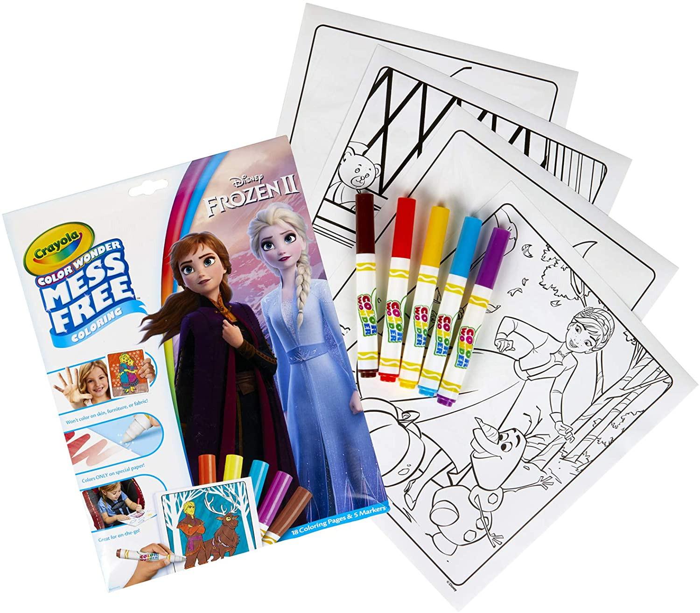 Coloring Set - Frozen 2