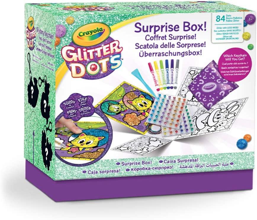 Glitter Dots - Scatola delle Sorprese