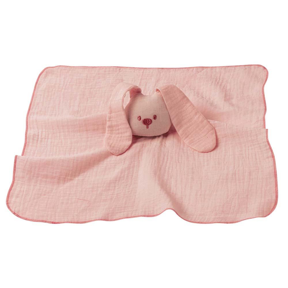 Doudou Nattou in Cotone Rosa