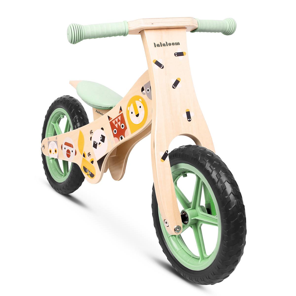 Bicicleta de equilibrio en madera - Wild