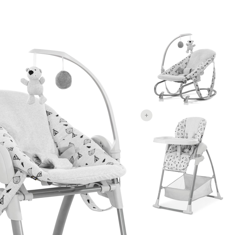 Seggiolone Sit'N Relax Nordic Grey