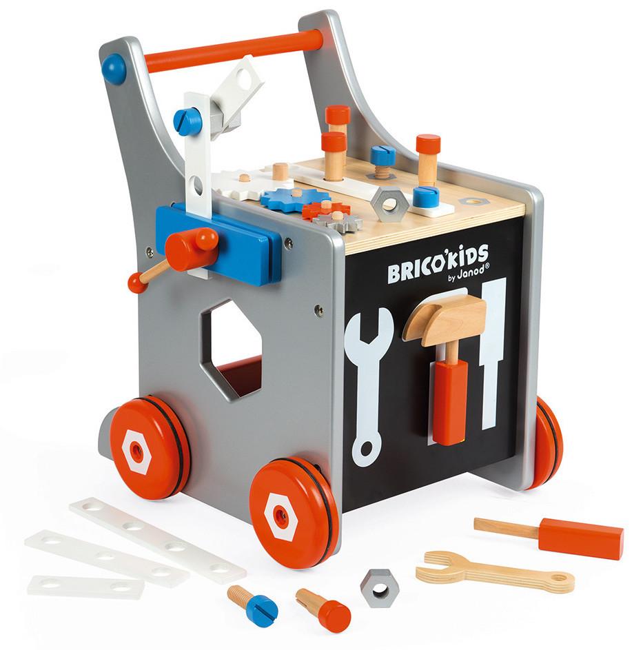 Chariot à outils magnétique - Brico Kids