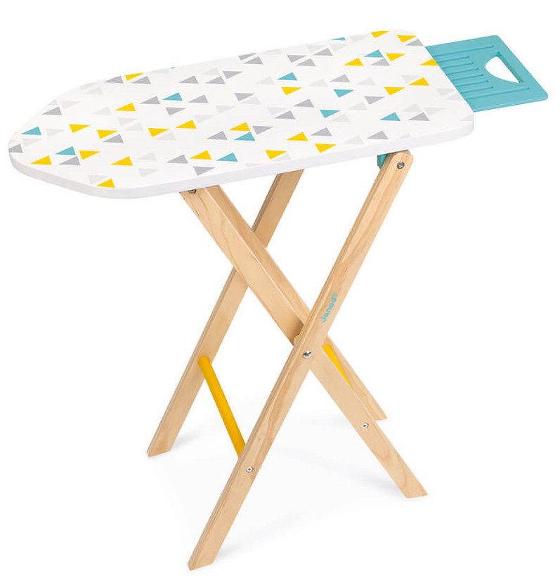 Tabla de planchar de madera