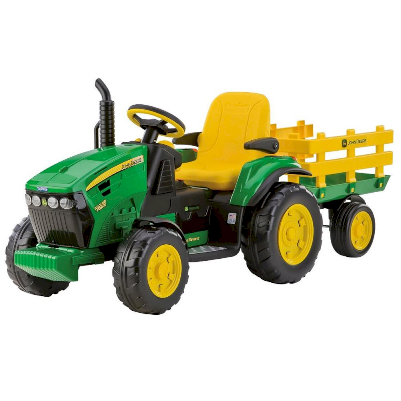 copy of Trattore Peg Perego Ground Loader