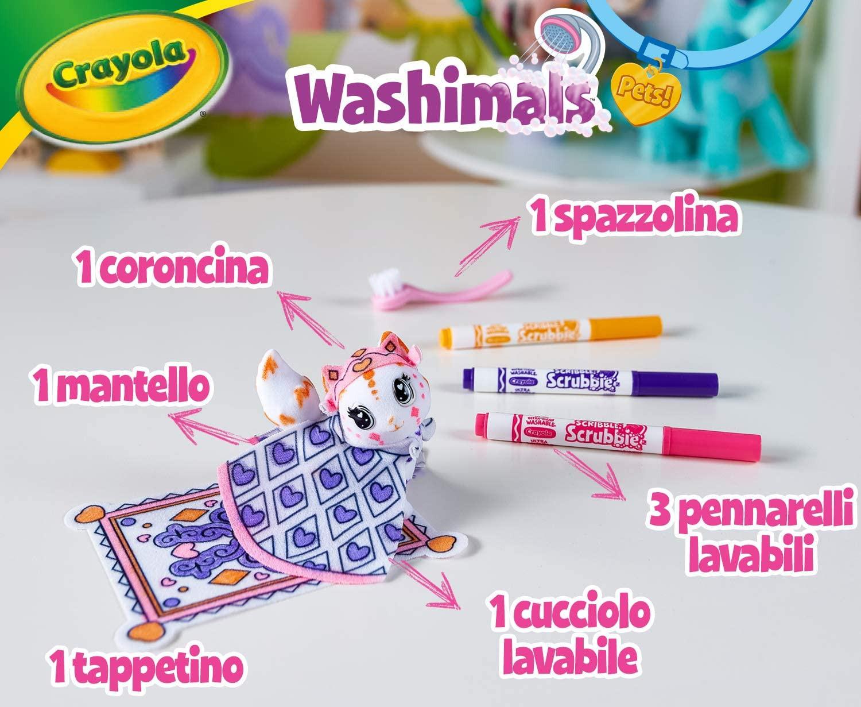 Washimals - Set Accessori Principessa