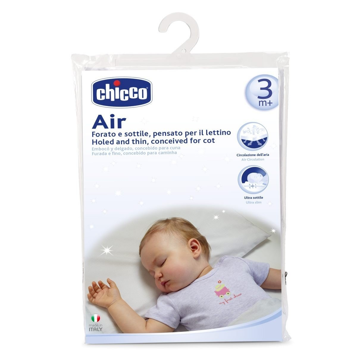 Cuscino Air per Lettino Chicco