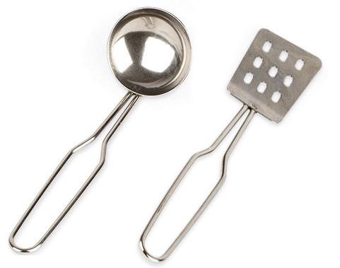 Accessori da Cucina in Metallo - Set Utensili 1