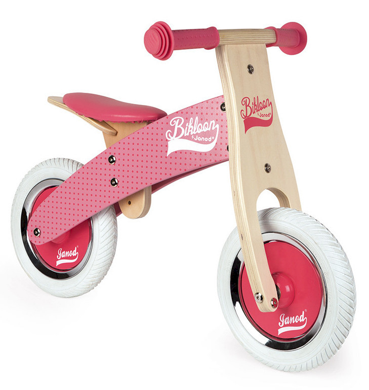 Bici senza Pedali Bikloon - Rosa