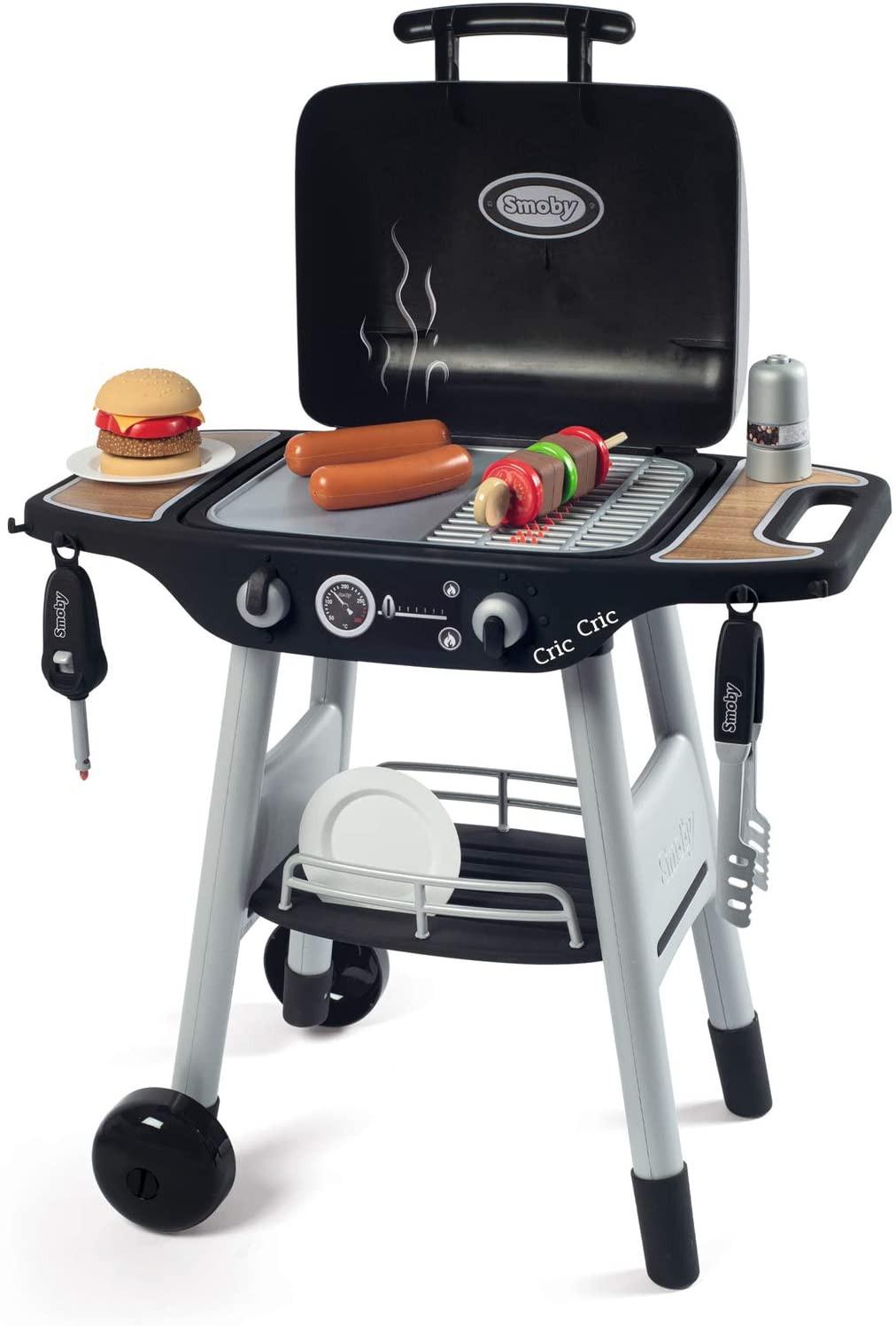 Ensemble de gril barbecue avec accessoires
