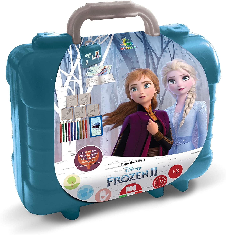 Travel Set con colori Frozen