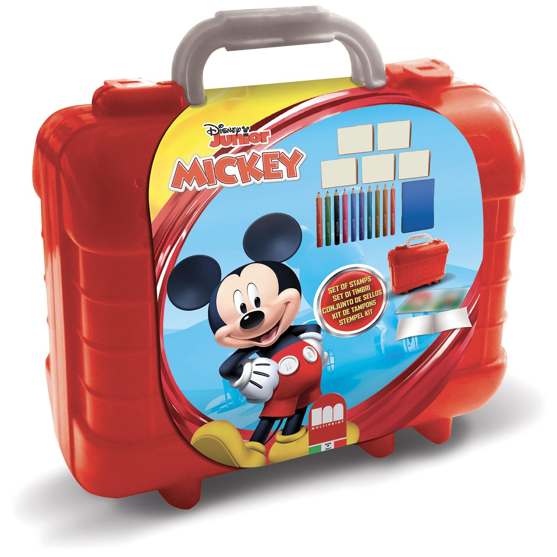 Travel Set con colori Mickey Mouse